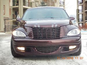 2003 Chrysler PT Cruiser GT Turbo Wagon