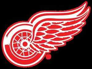 Detroit Red Wings Tickets Windsor Region Ontario image 1