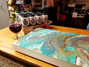 Pour Paint Workshop | Upper Thames Brewing | Nov 21