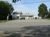 Recently renovated commercial space off Hwy 101 in Avonport.
