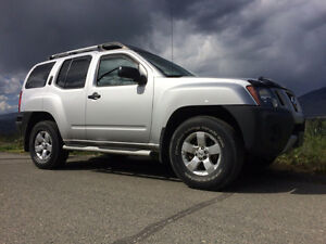 ONLY 48,218 KMS Nissan Xterra 4X4 CLOTH/1 owner SUV, Crossover