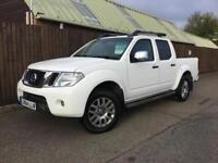Nissan Navara 3.0dCi V6 Outlaw Auto..1 OWNER..FULL HISTORY.