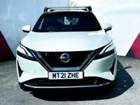 2021 Nissan ALL-NEW QASHQAI 1.3 DiG-T MH 158 Tekna+ 5dr Xtronic Auto Hatchback P