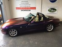 TVR Chimaera 4.0 With Air Conditioning Power Steering Full TVR Service History