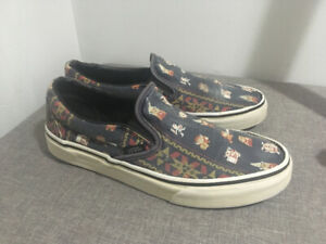 88b3c59f28 Vans Nintendo Zelda slip-on shoes - Size 7.5 women