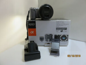 LARGE SELECTION OF NEW CAMERA'S IN THE SHOP