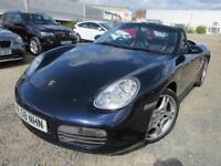 2008 Porsche Boxster 3.4 987 S Convertible Tiptronic S 2dr