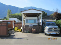 Trailer & Lot For Sale Cultus Holiday Park