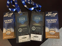 Grey Cup Tickets!