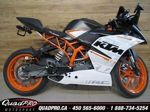 2016 KTM RC 390 29.89$/SEMAINE