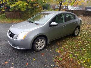 2008 Sentra fresh inspection great car