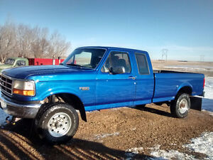 1997 Ford F-250 OBS Powerstroke