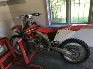 CRF 450r FMF AND RENTHAL