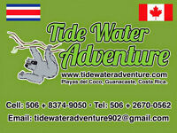 Come To Costa Rica, Costarican Tour Guide Welcomes  You .....