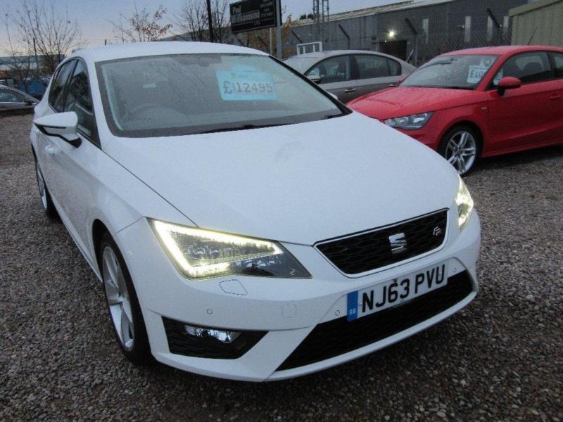 2013 seat leon 2 0 tdi cr fr tech pack 5dr start stop in elgin moray gumtree. Black Bedroom Furniture Sets. Home Design Ideas