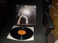 Elvis as recorded at madison square garden 33 tour lp