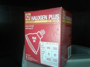 New GE Halogen Plus floodlights