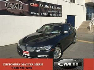 2012 BMW 3 Series 328i   ROOF LEATHER *CERTIFIED*
