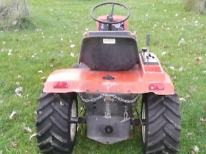 Ariens Lawnmower Tractor-Snowblower-PlowBlade.extra tires/chains London Ontario image 4