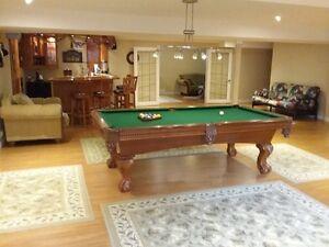 Executive 3+1bed., 3 baths bungalow+triple car garage Deer Ridge Kitchener / Waterloo Kitchener Area image 4