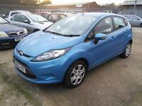 Ford Fiesta 1.4TDCi 2010.5MY Edge