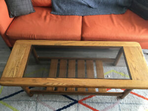 Coffee Table and End Table for 40