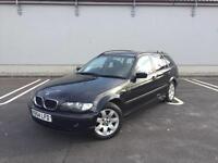 2005 (54) BMW 320d Touring - Diesel - 6 Speed Manual - 12 Months MOT