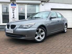 2009 59 BMW 520 2.0TD d SE BUSINESS EDITION~LOW MILES~SERVICE HISTORY~1 YEAR MOT
