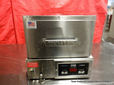 Cvap Hbb0n1ge 16 Countertop Heated Holding Cabinet 120 Volts