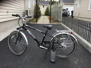 Vélo électrique (Ecolocycle)