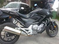 2012 Honda NC 700X