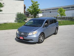2011 Honda Odyssey,Power door, 8 Passengr,3/Ywarrranty available