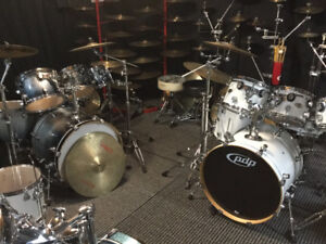 DRUM STUFF - Drums - Shell Packs - PDP - Yamaha - Tama - Gretsch