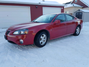 2008 Pontiac Grand Prix LT Safetied