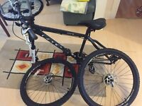 Montain bike aluminium wery good condition
