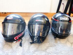 Used Snowmobile Helmets