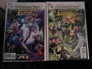 Justice League of America (10 issues ) Cambridge Kitchener Area image 3