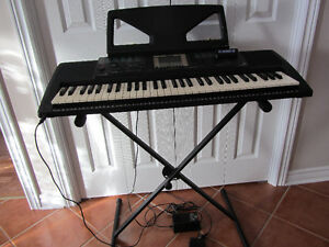 Yamaha Keyboard With Sustain Pedal & Stand - PSR-330
