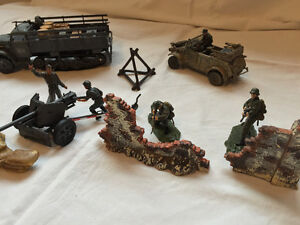 Forces Of Valor/21st Century Toys German vehicles London Ontario image 3