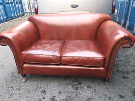 Lovely chesterfield 2 seater