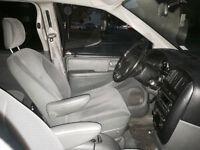 2005 Dodge Caravan Noir