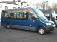 VOLKSWAGEN TRANSPORTER BLUEBIRD WHEELCHAIR ACCESSIBLE MINIBUS COIF PSV TACHO