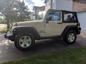 2011 Jeep Wrangler Sport - Low, Low Kms