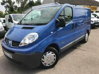 RENAULT TRAFIC SL27 DCI NO VAT Blue Manual Diesel, 2013