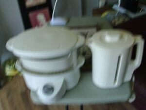 Vegetable Steamer and Kettle