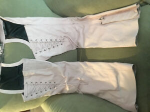 Harley Davidson pink 100% leather chaps