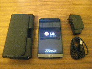 LG G3 5.5', 32 Gb, Android 6.0, camera 13 MP, Quadcore 2.5 GHz