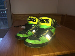 Size 10 Osiris shoes for sale paid 150