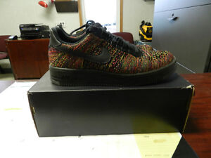 Nike Air Force 1 Flyknit Low - Multicolor
