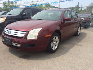 06 FORD FUSION SE, tags: 05,07,08, sedan, corolla, civic, cruz